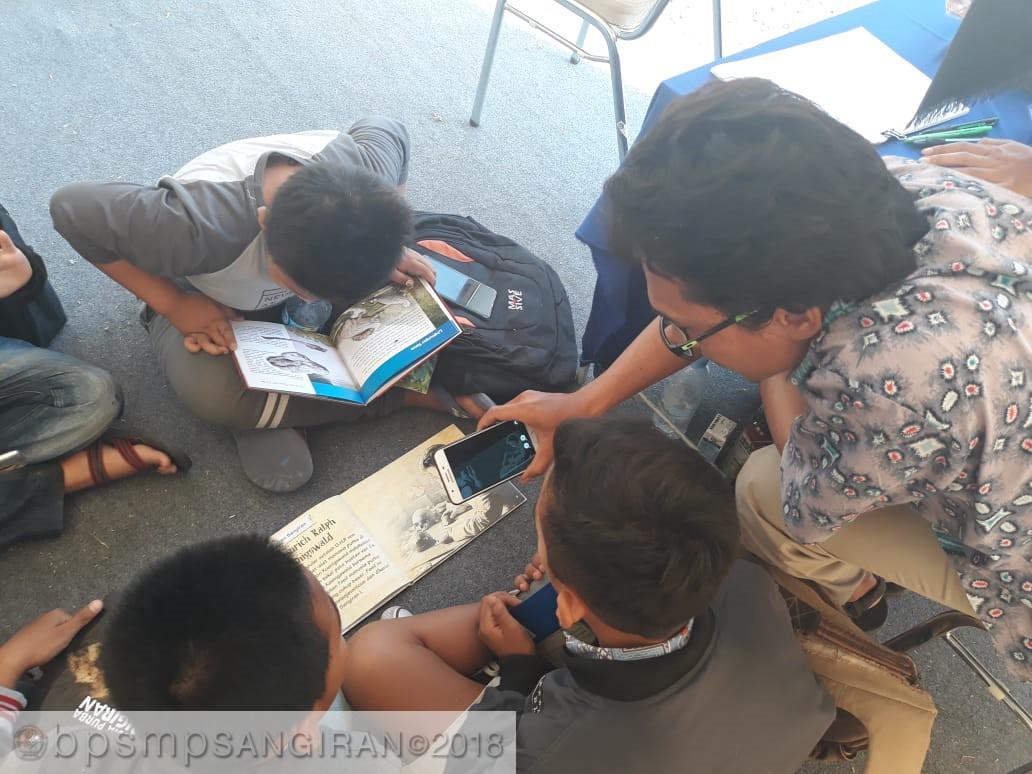 Read more about the article Teknologi Mendekatkan Sangiran dengan Anak Milenial