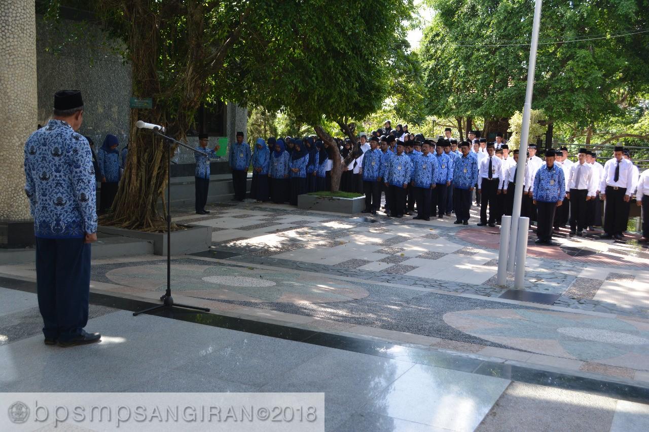 Read more about the article Peringatan HUT Korpri ke-47 di Sangiran