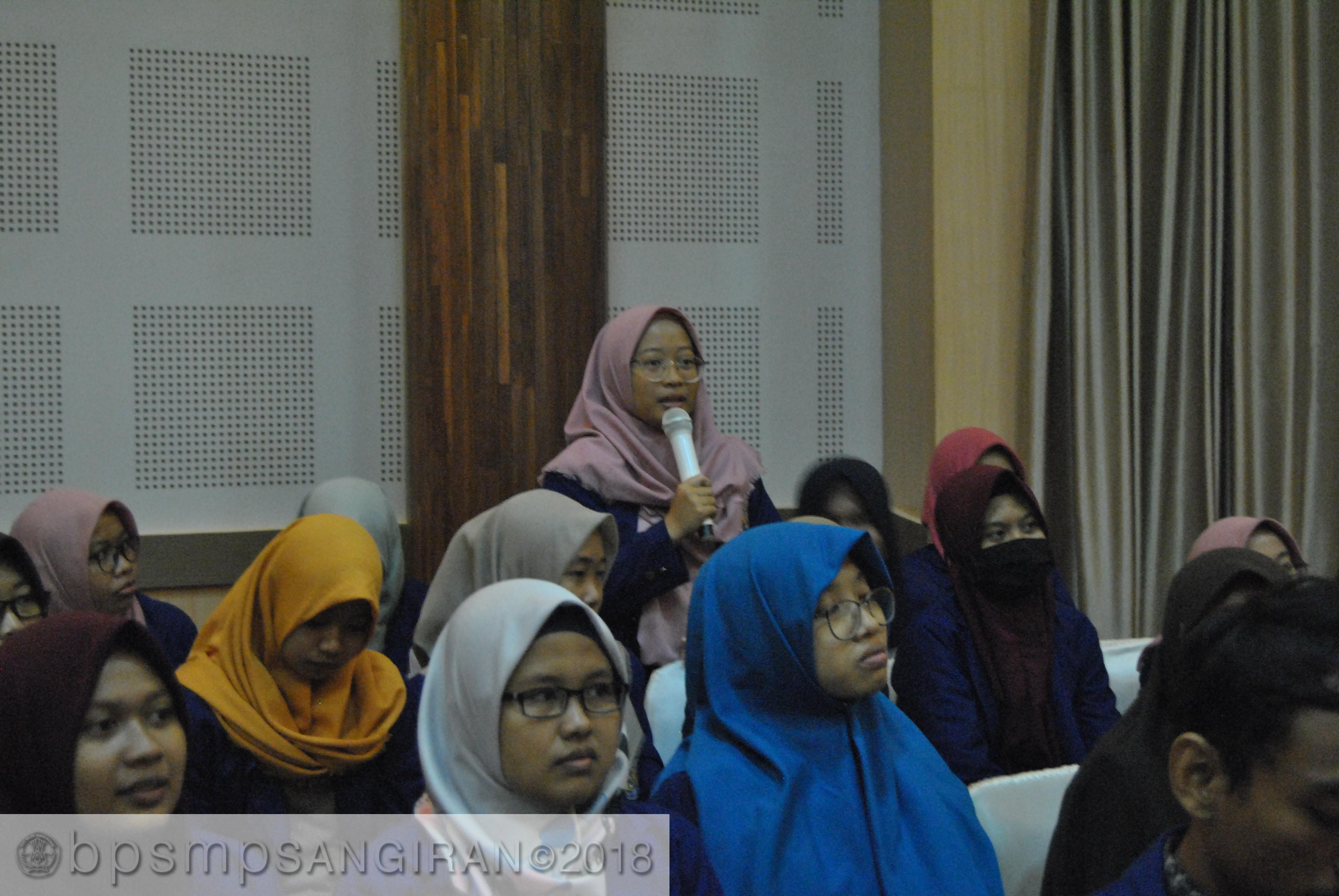 Read more about the article Sosialisasi Bagi Calon Pendidik, Sebuah Sumbangsih Sangiran Bagi Pendidikan