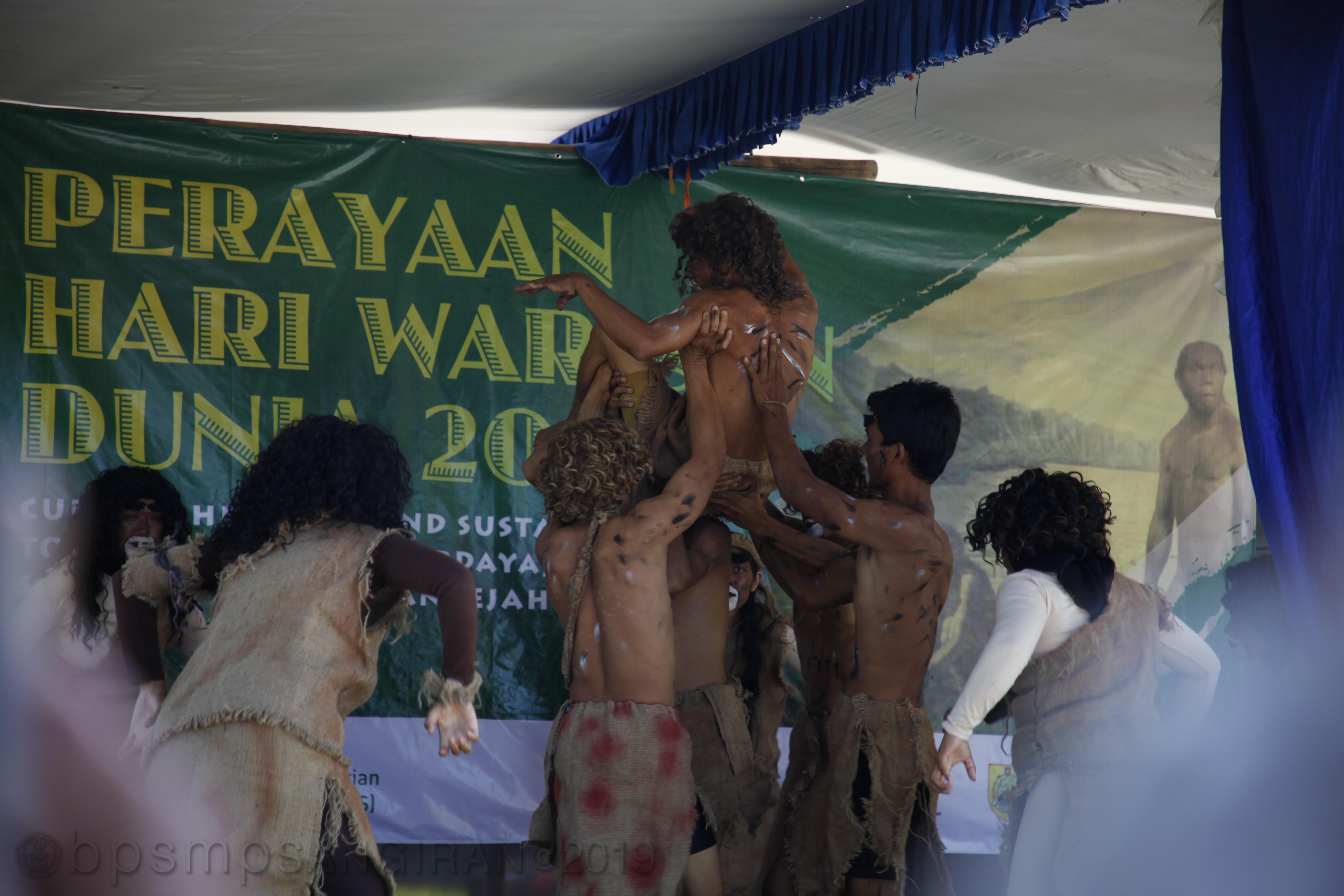 Read more about the article Sebuah Pesan dari Tari Purba