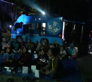 Read more about the article Modesty's Mlandingan is the Location for Mobile Cinema Playing (Bioling)
