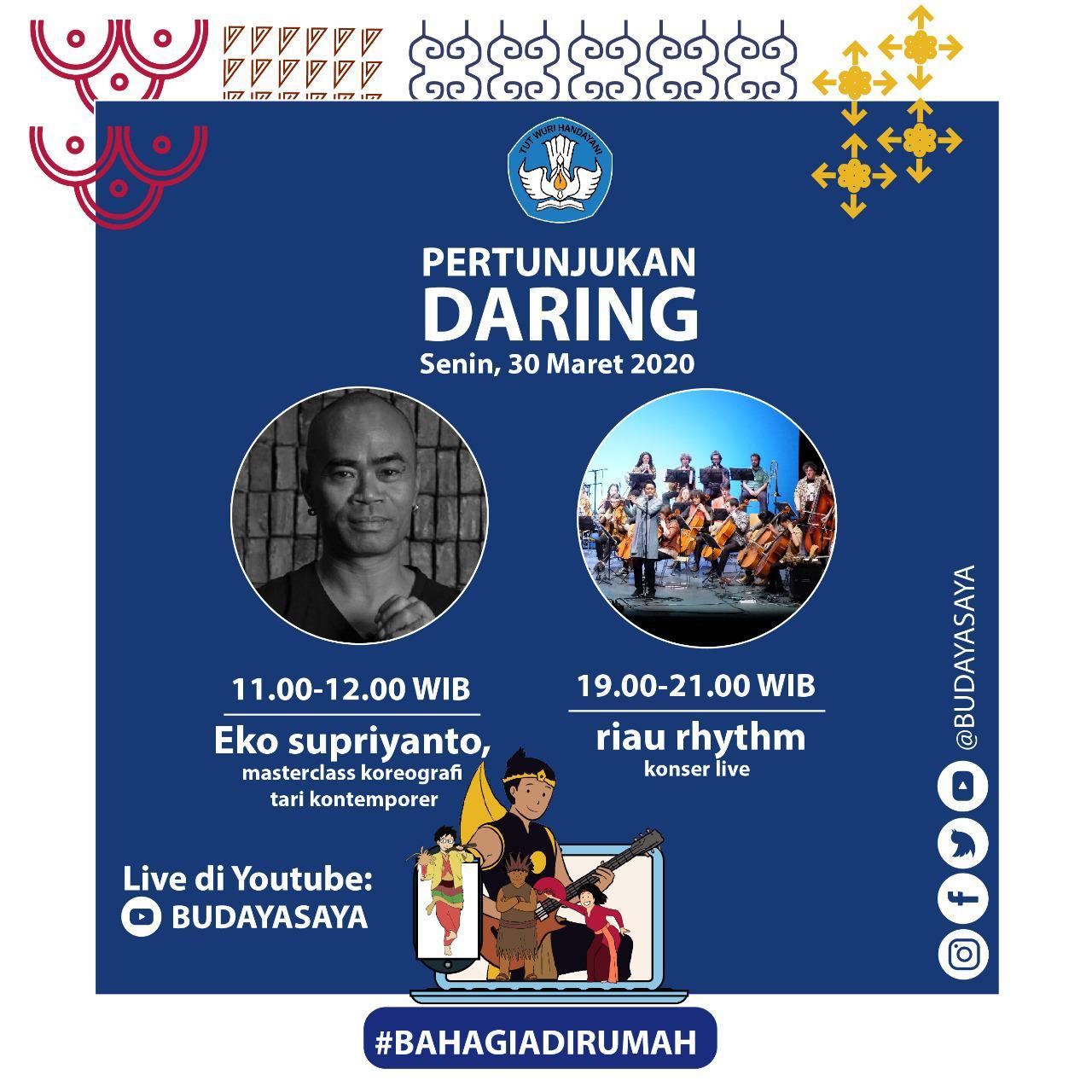 Read more about the article Di Rumah Tidak Akan Membosankan