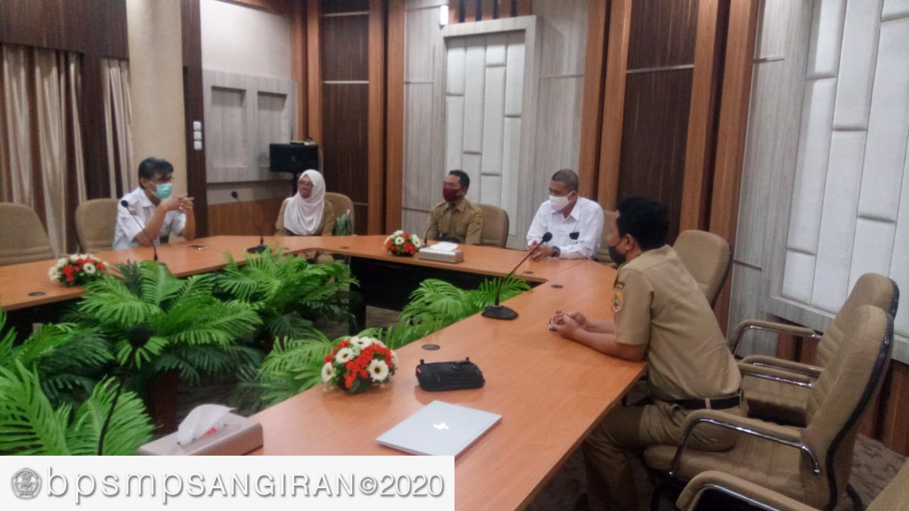 Read more about the article Rapat Koordinasi Persiapan Pembukaan Museum Sangiran