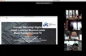 Read more about the article Tantangan dan Inovasi Pengelola Museum Selama Pandemi Covid 19