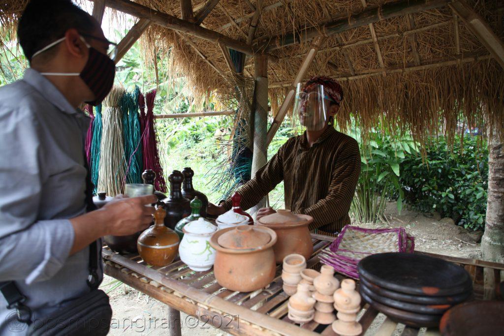 Pasar Budaya Sebagai Hajatan Masyarakat