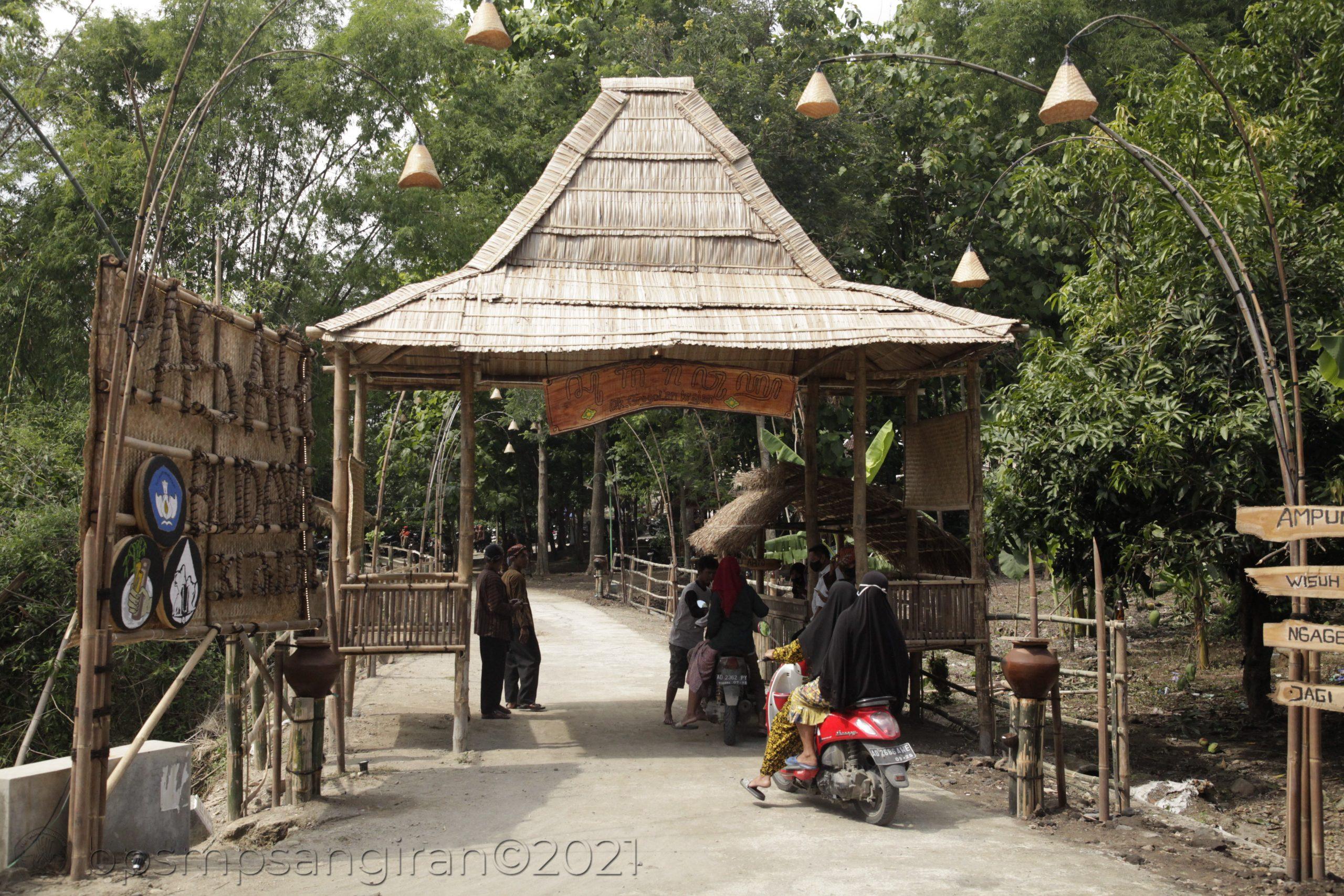You are currently viewing Pasar Budaya di Desa Manyarejo, Mengangkat Budaya Masa Lalu yang Sempat Sirna