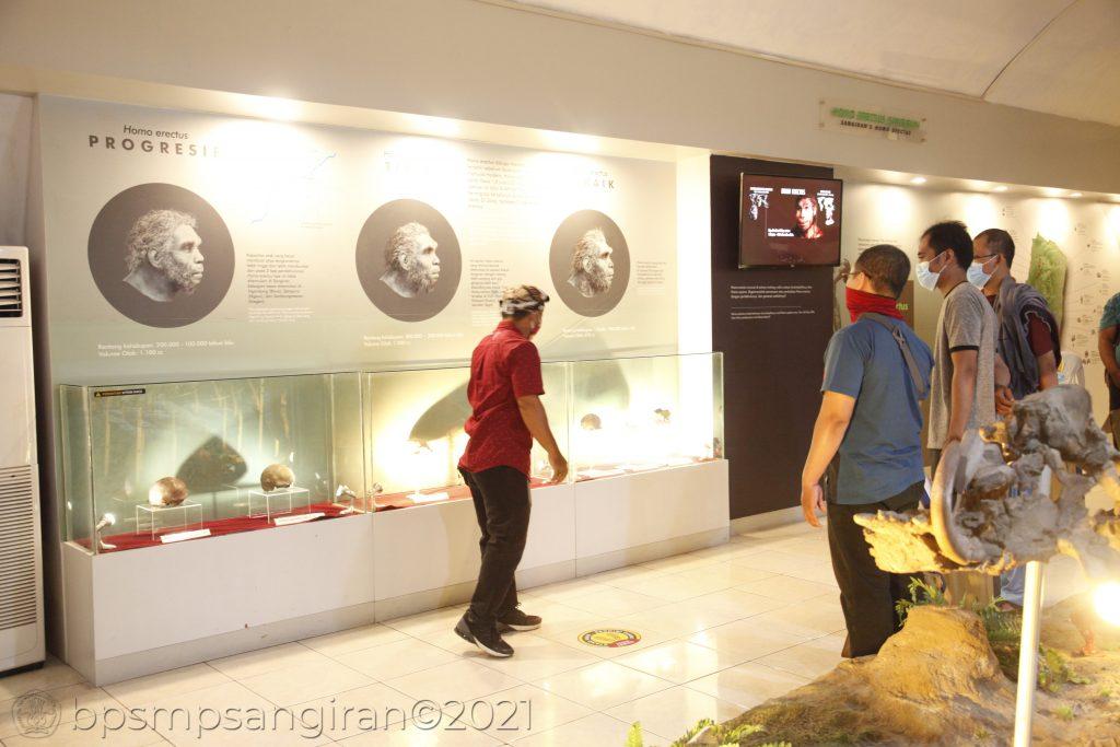 Sekilas Pembukaan Kembali Museum Manusia Purba Sangiran