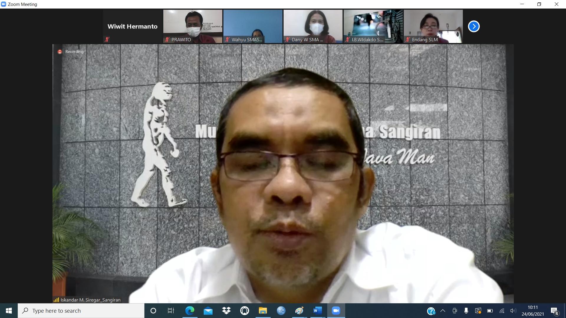 Read more about the article Virtual Museum Bagi SMA Masehi Kudus