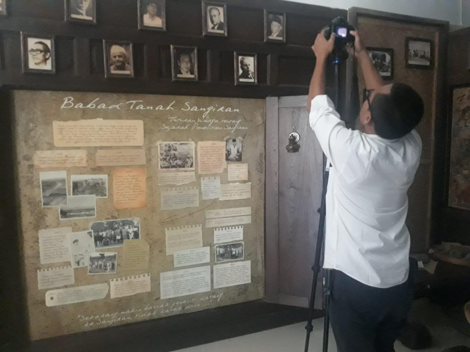 Read more about the article Proses Penyusunan Katalog Museum Lapangan Manyarejo