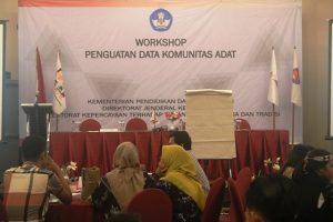Read more about the article [Kliping Budaya] Workshop Penguatan Data Komunitas Adat Se Nusantara Di Yogyakarta