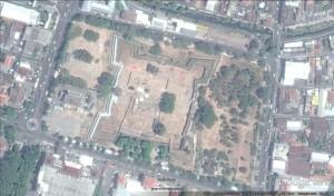 Benteng Vasterburg, Surakarta