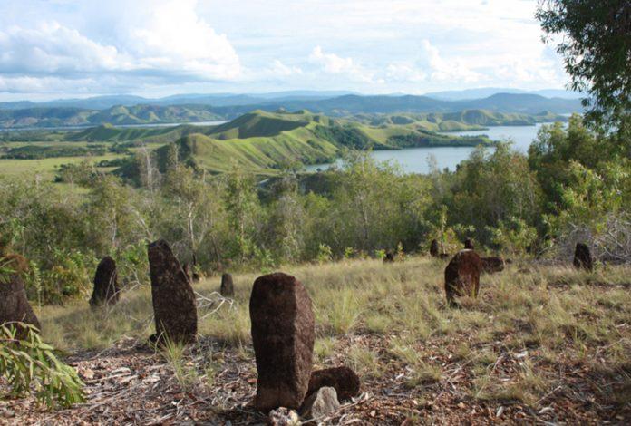 Situs Megalit Tutari Doyo Lama