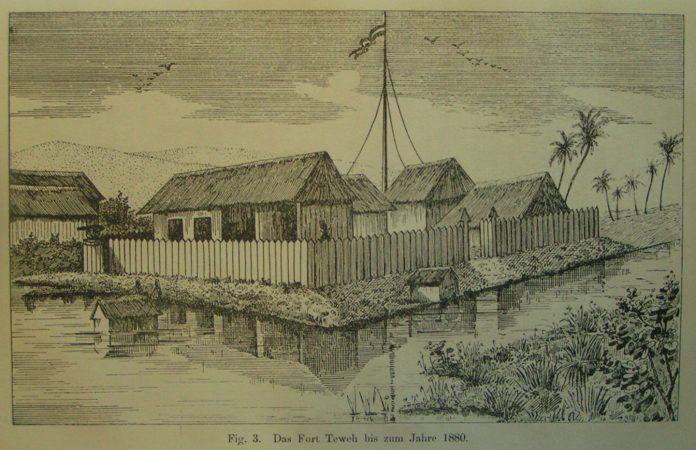 Benteng Muara Teweh