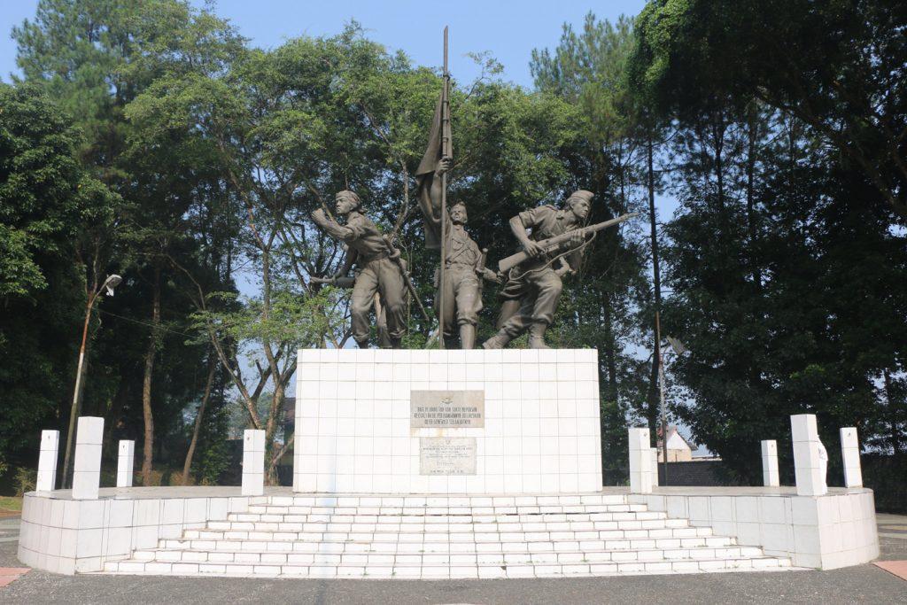 Monumen Palagan Bojongkokosan.