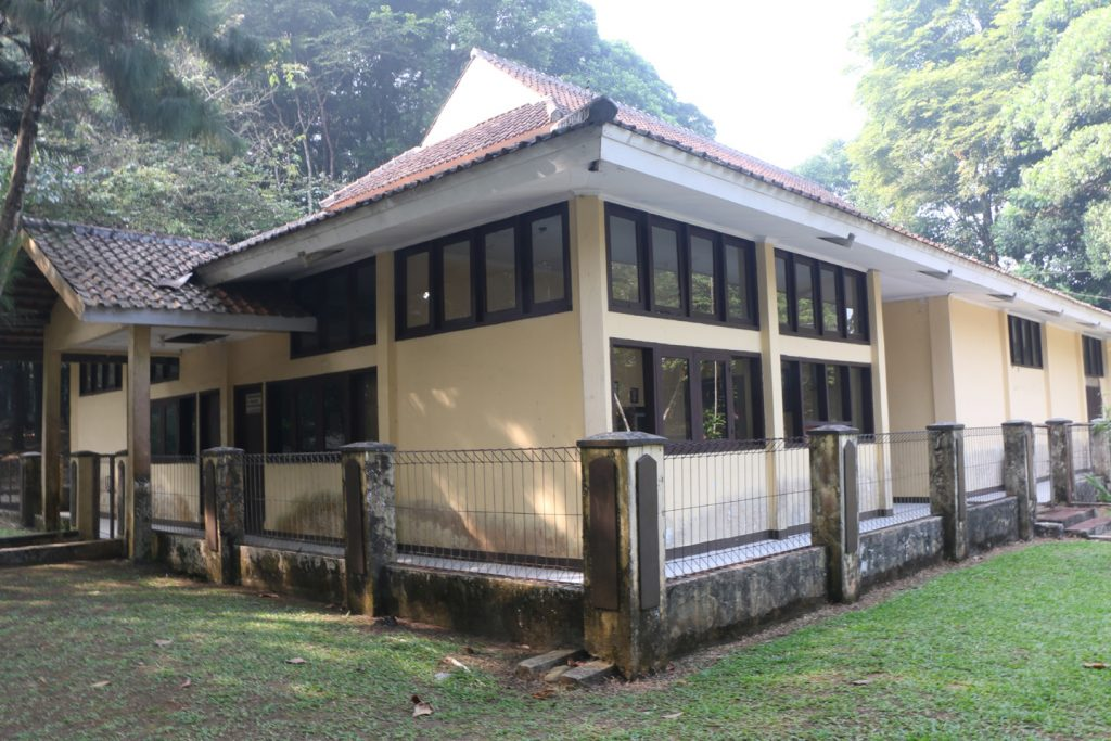 Gedung Museum 1 Palagan Bojongkokosan.