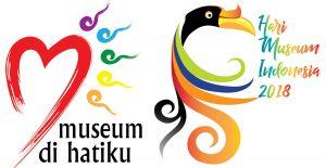 Logo Hari Museum dan Museum di Hatiku