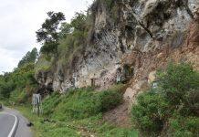 Loyang Mendale terletak di pinggiran Kota Takengon, dalam wilayah Kampong Mendale, Kecamatan Kebayakan, Kabupaten Aceh Tengah