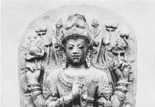 Arca Harihara, Koleksi Museum Nasional