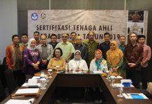 Sertifikasi Tim Ahli Cagar Budaya Mandiri 25-28 Februari 2019 di Jakarta (26/2)