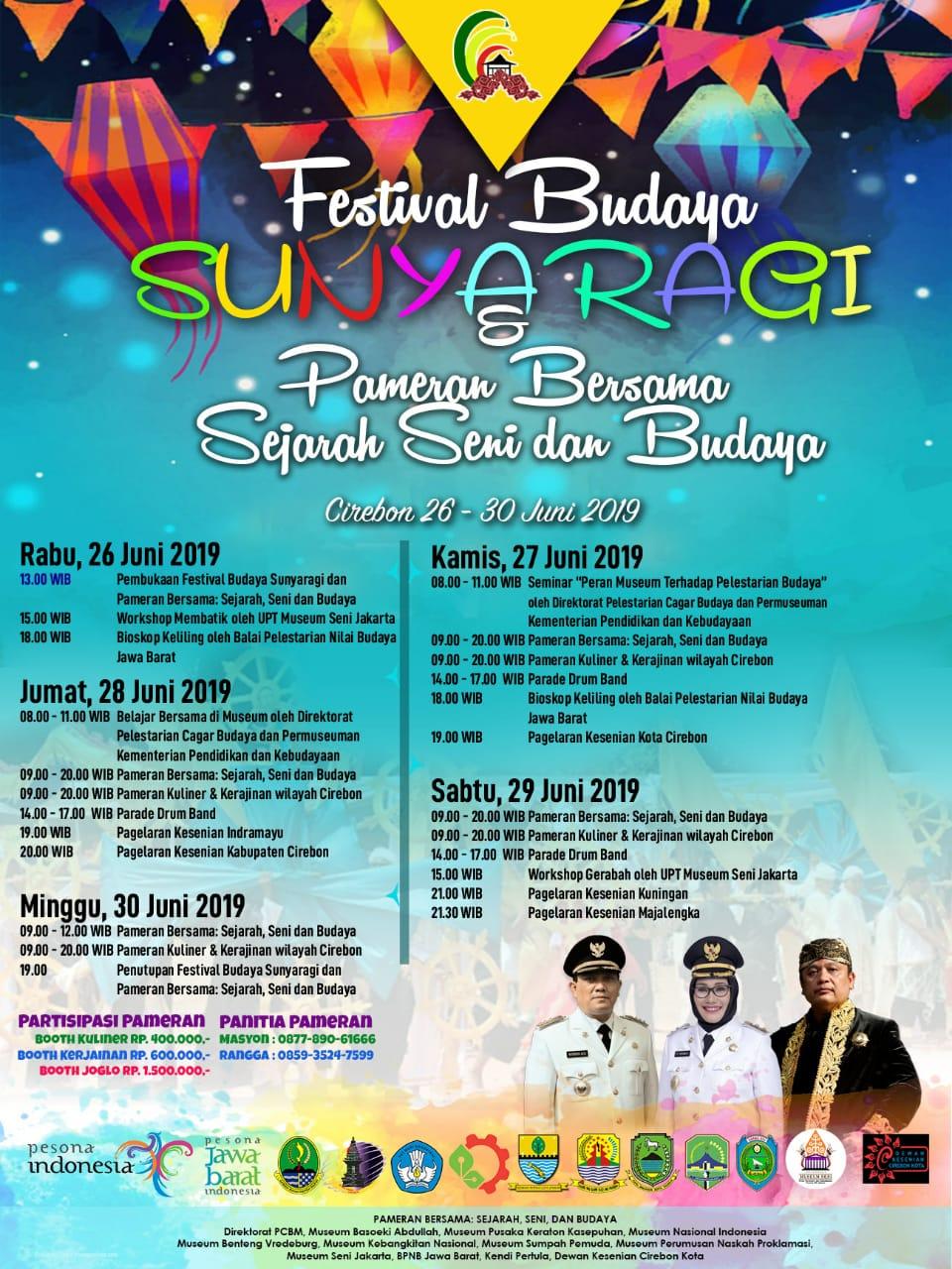 Festival Budaya Sunyagiri 2019 11 Museum Menggelar Pameran