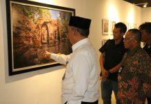Pameran Instalasi dan Fotografi Resmi Dibuka (3/10).