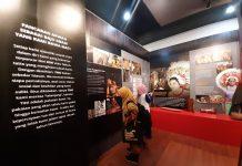 Salah Satu Pojok Tata Pamer di Museum Etnografi Andalas