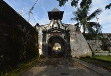Pintu Masuk Benteng Oranje, Ternate