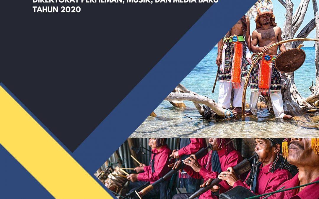 Laporan Akuntabilitas Kinerja Instansi Pemerintahan Direktorat Perfilman, Musik, dan Media Baru Tahun 2020