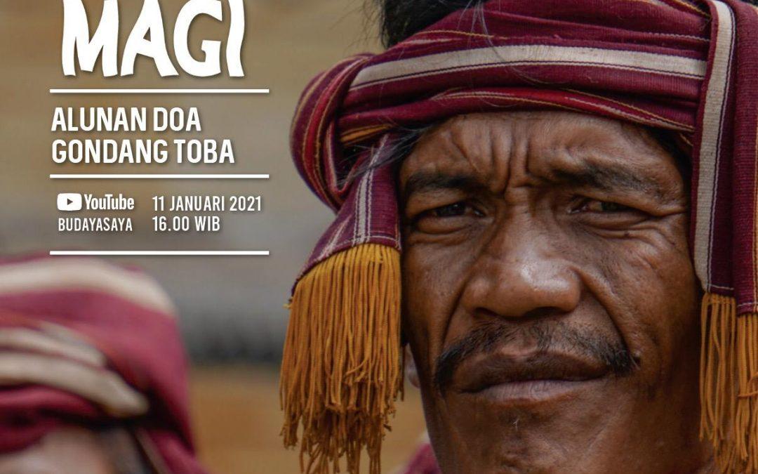 Alunan Doa Gondang Toba
