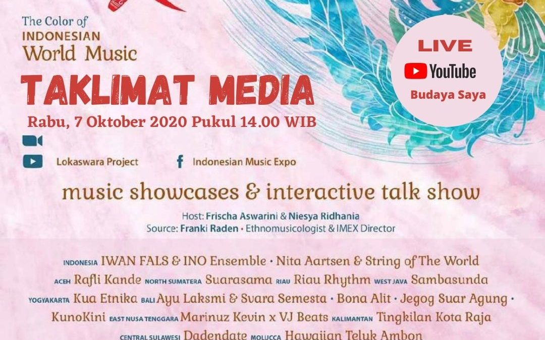 Indonesian Music Expo 2020