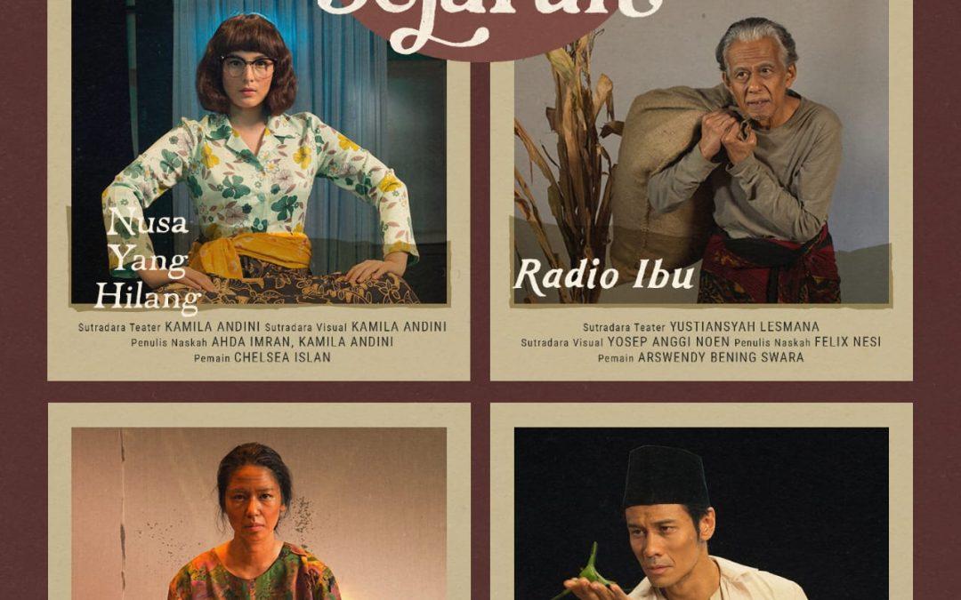 "Di Tepi Sejarah ""Tawarkan Sudut Pandang Baru dalam Melihat Sejarah Indonesia"""