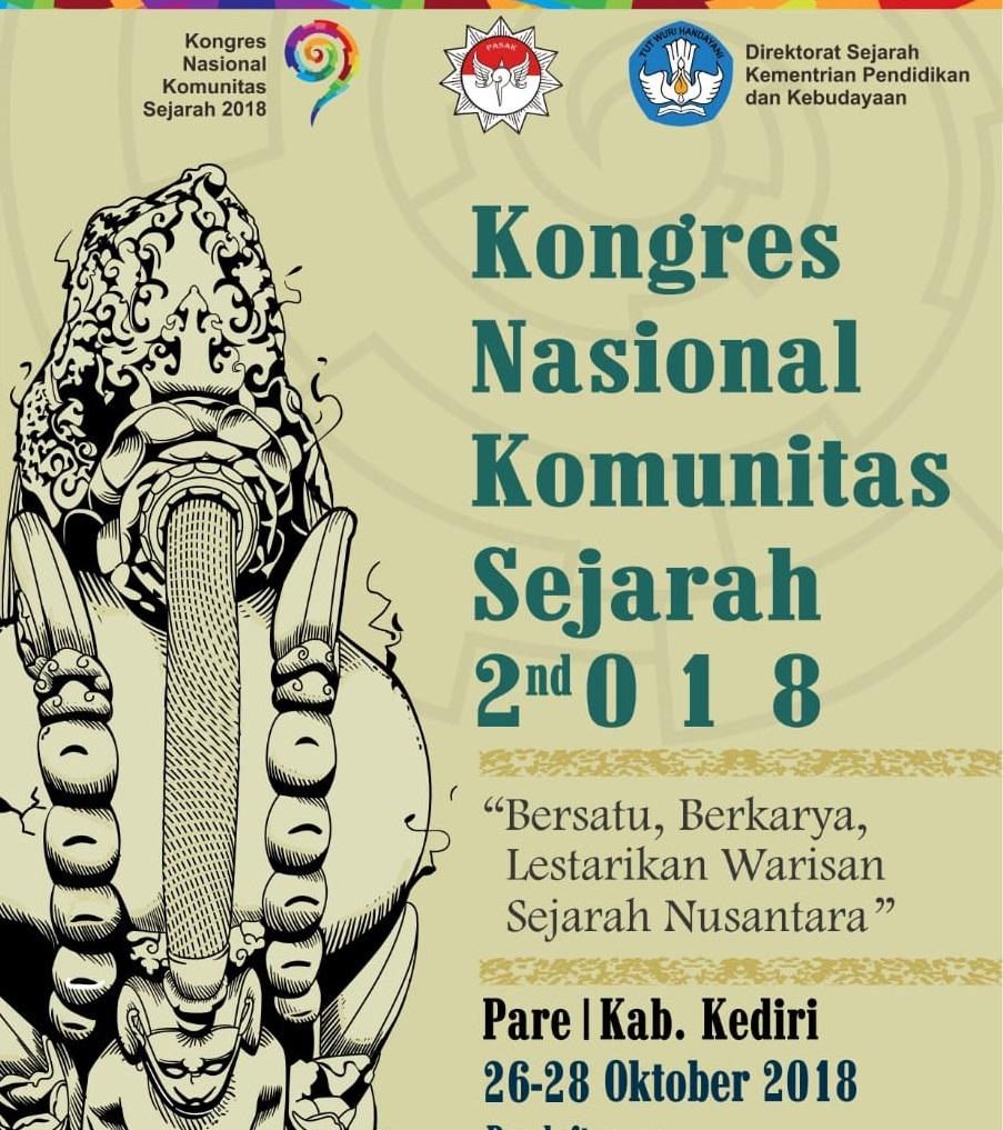 Kongres Nasional Komunitas Sejarah Dan Geliat Ekosistem