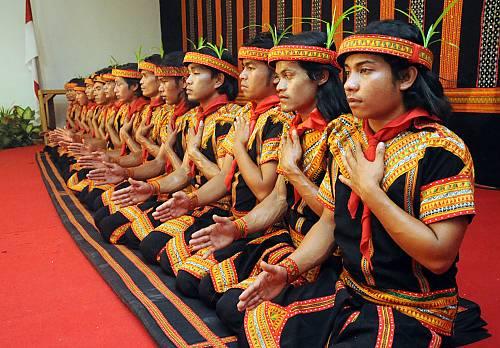 Tari Saman Saman Dancesebagai ICH LIST UNESCO dari Indonesia  Direktorat Warisan dan