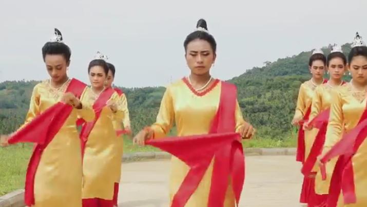 Gunde Tari Tradisional Yang Berasal Dari Kepulauan Sangihe Direktorat Warisan Dan Diplomasi Budaya