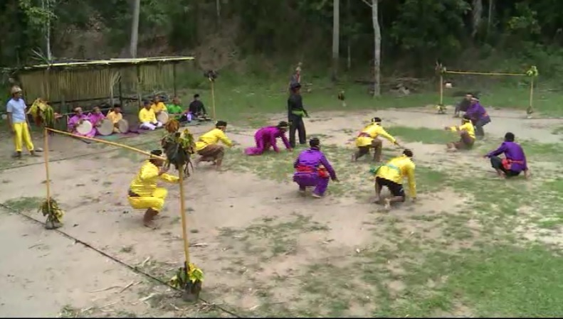 Tepa Tonggo Salah Satu Jenis Permainan Rakyat Tradisional Direktorat Warisan Dan Diplomasi Budaya