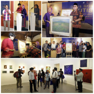 Read more about the article Konsistensi Sang Pelukis Pastel