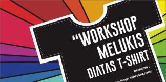 Galnas Gelar Workshop Melukis