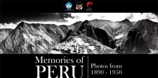 Memories of Peru : Photos From 1890-1950
