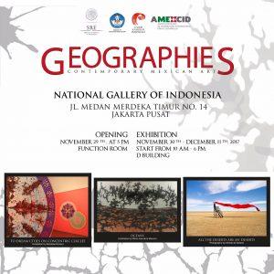 "Read more about the article Press Release : Pameran Seni Kontemporer Meksiko ""Geographies"""