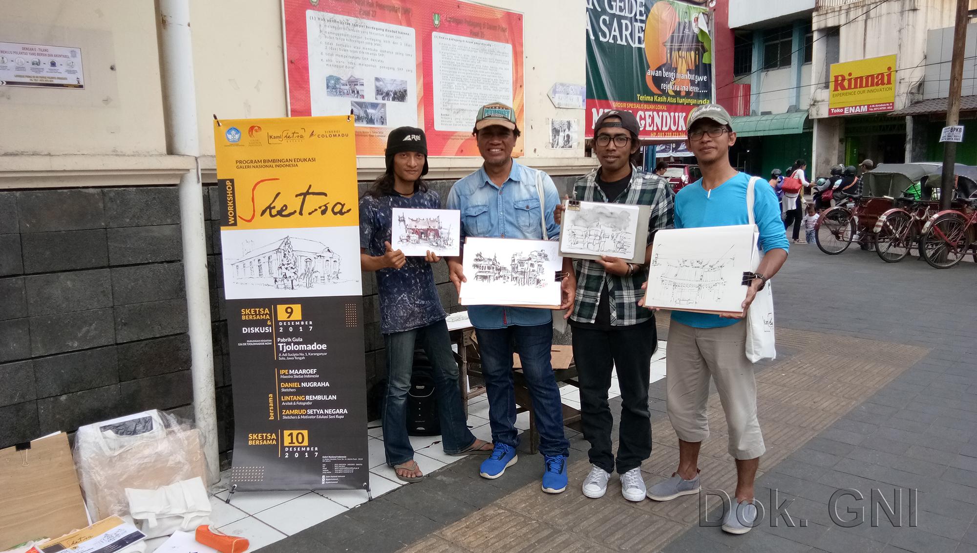 Program Bimbingan Dan Edukasi Galeri Nasional Indonesia