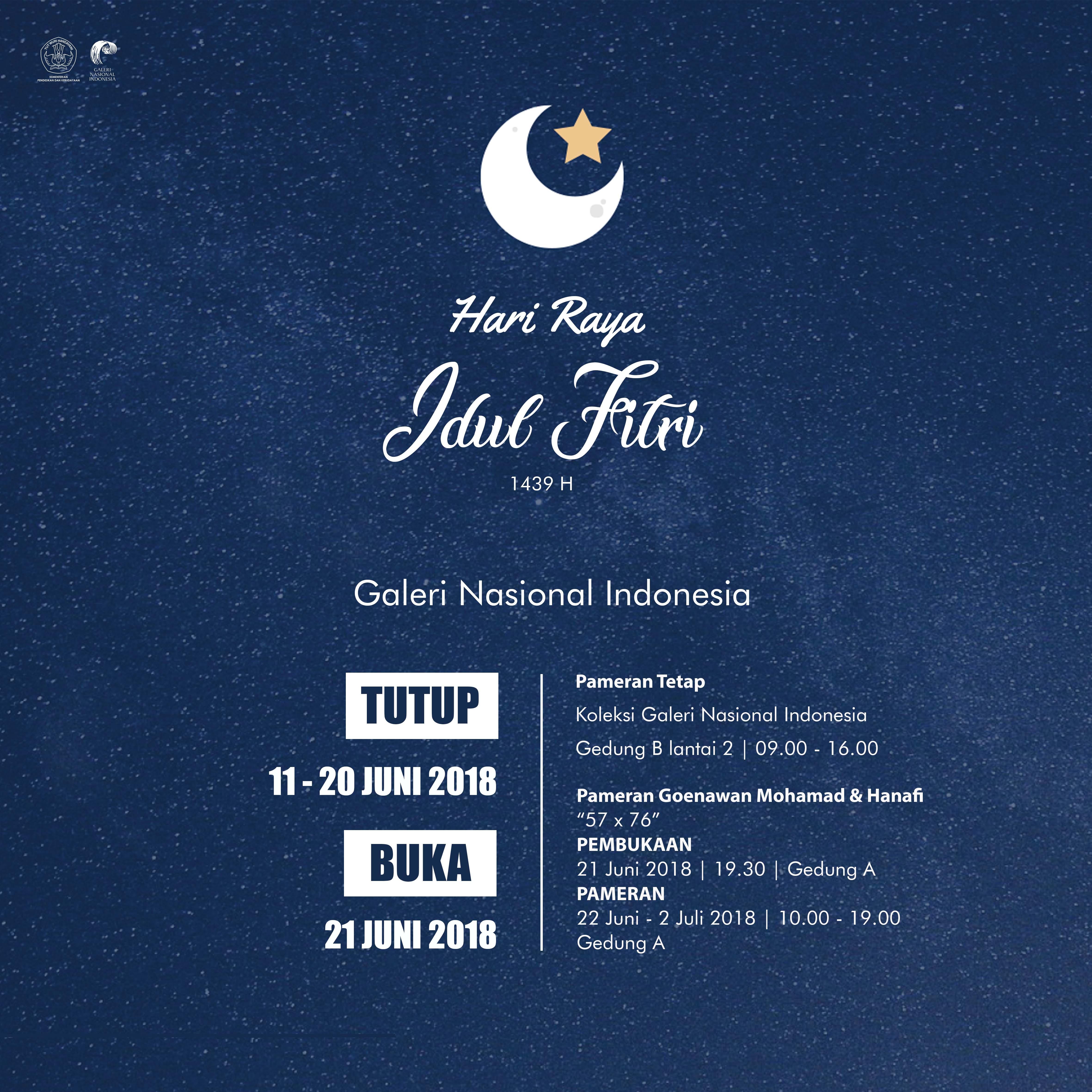 Poster Lebaran Idul Fitri