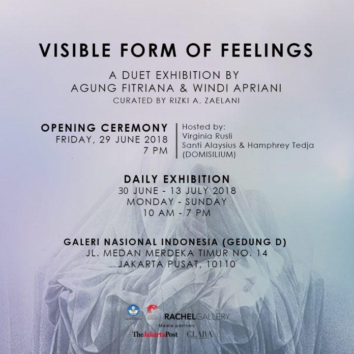 Pameran Visible Form of Feelings