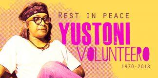 yustoni volunteero