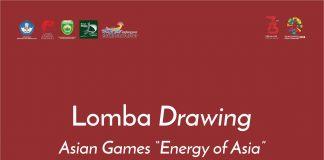 Lomba Drawing 2018