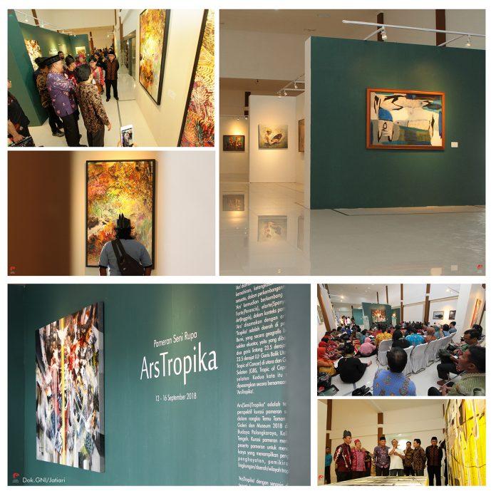 Foto Post Event Pameran ArsTropika
