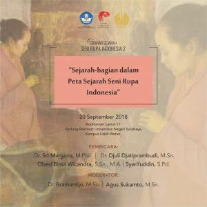 Press Release: Seminar Sejarah Seni Rupa Indonesia 2