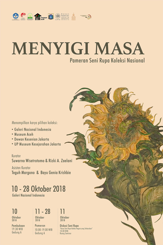 Galeri Nasional Indonesia Segera Gelar Pameran Koleksi Nasional