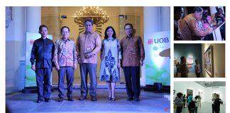 Pembukaan Pameran UOB Painting of The Year 2018