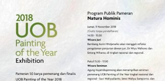 2018 uob painting of the year