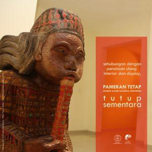 pameran tetap galeri nasional tutup